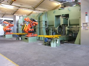 Automated Casting Finishing
